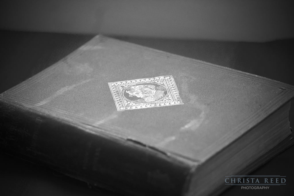 Minnesota Antique Photography-Charles Dickens Book 1867