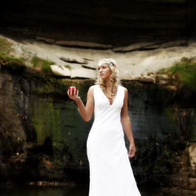 Minnesota Fashion Photography: Minnehaha Falls