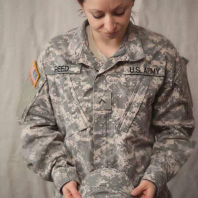 Belle Plaine, Minnesota Military Bootcamp Farewell Portraits