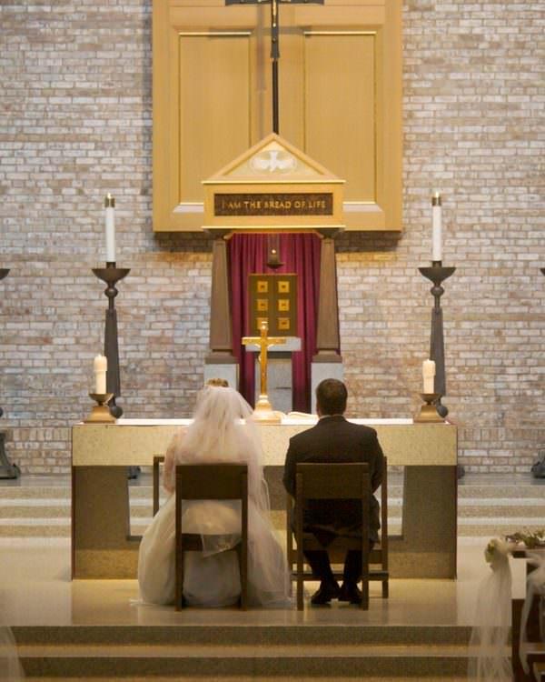 New Brighton Wedding Photography | Tony and Irena's Catholic Wedding