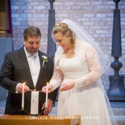 New Brighton Wedding Photographer | Tony + Irena's Catholic Wedding
