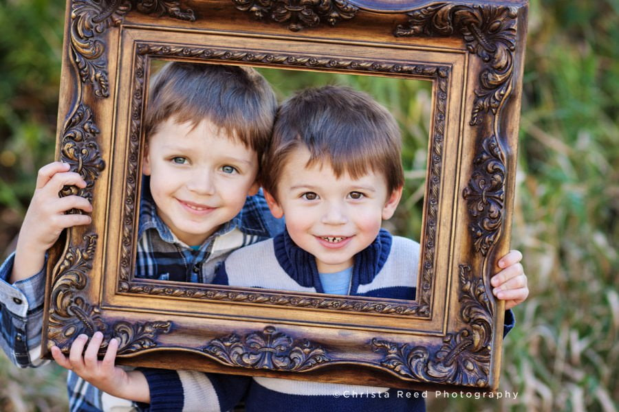 Victoria Family Photography | Fall Family Portraits | Christmas Card Portrait