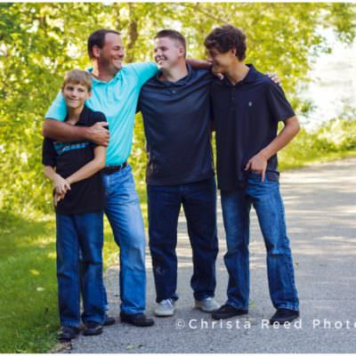 Prior Lake Family Photographer | Fun and Relaxed Portraits