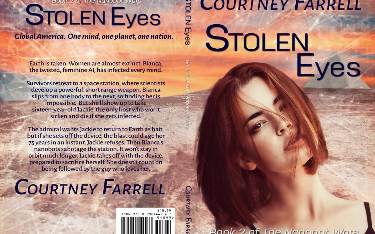 Indie Authors |Book Cover Design | Author Courtney Farrell
