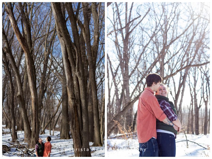 Chaska Engagement Photography | Amber + Colton