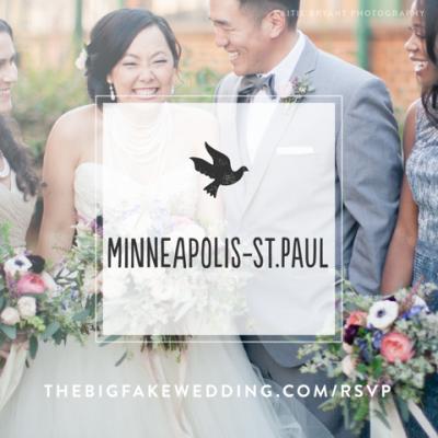Join Me in Stillwater For The Big Fake Wedding | Minnesota Bridal Show Alternative