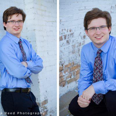Nathan's Senior Portraits | Jordan Senior Photography