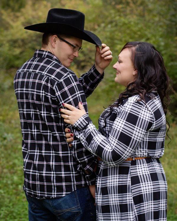 Chaska Outdoor Engagement Photographer | Ashley + Kaleb