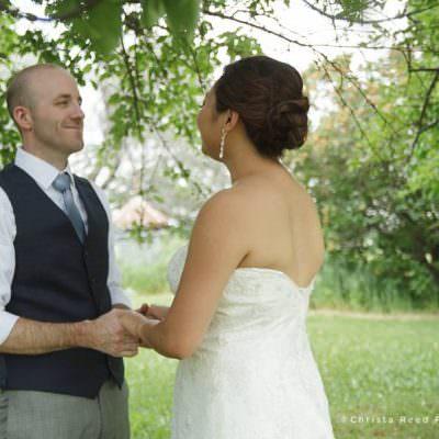 Ta + Paul | Rubies & Rust Barn Wedding Belle Plaine