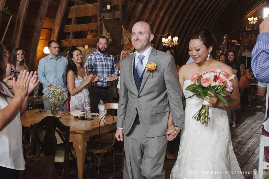 Minnesota Barn Wedding at Rubies and Rust