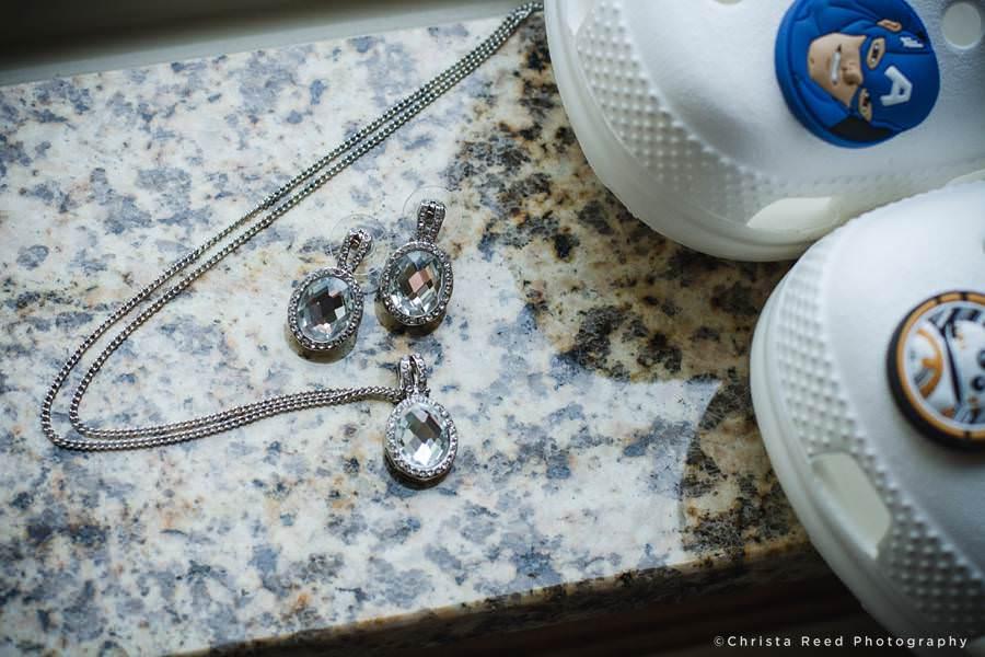 brides jewelery