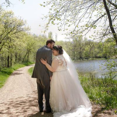 Alicia & Jeremiah | Summer Wedding Chaska Event Center