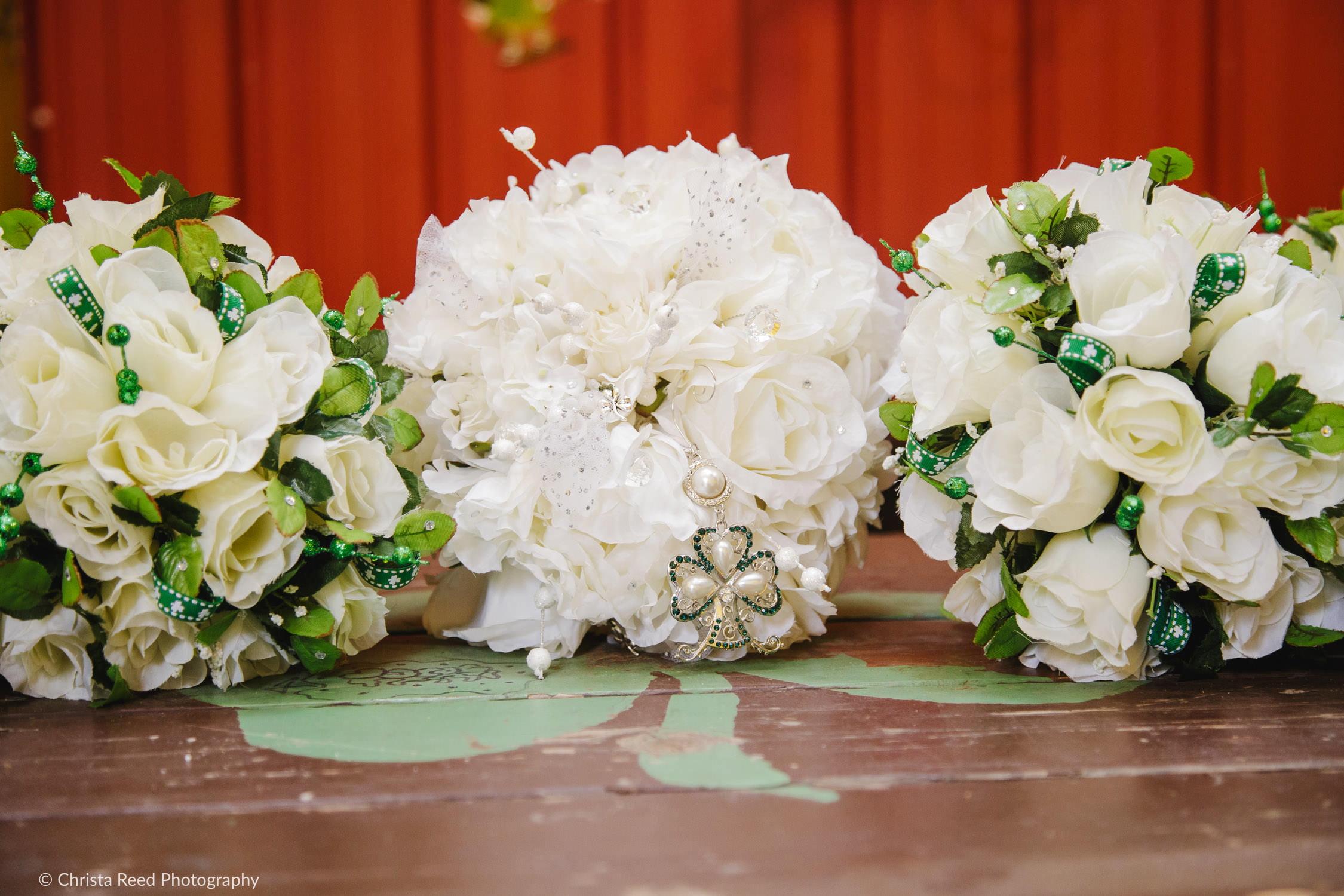 bouquet ideas for irish weddings