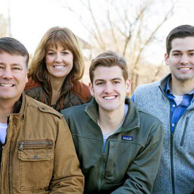 Shakopee Family Photographer | Family Photos at Huber Park