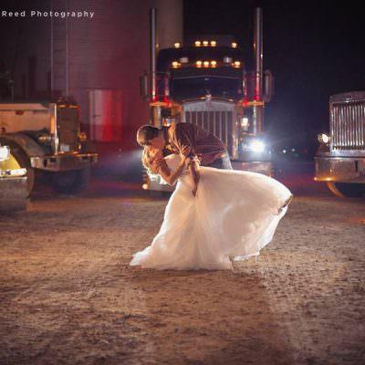 Belle Plaine Minnesota Farm Wedding | Brittney + Johnny
