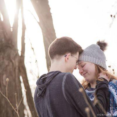Minnesota Couples Photographer | Jenna + Jeff